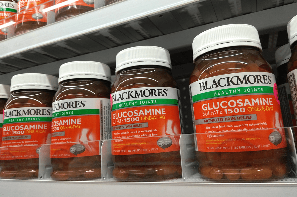กลูโคซามีนคืออะไร