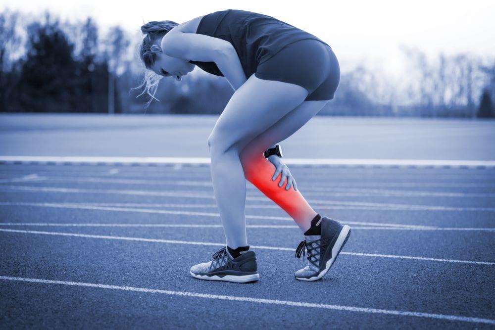การรักษาอาการปวดขา